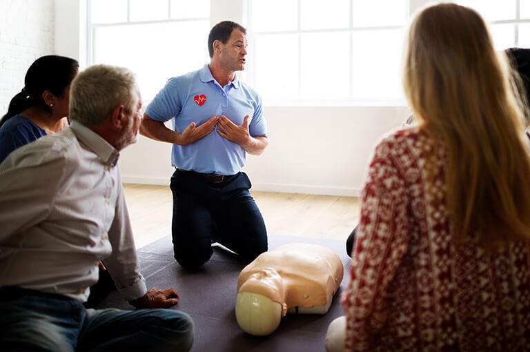 Szkolenia pierwszej pomocy