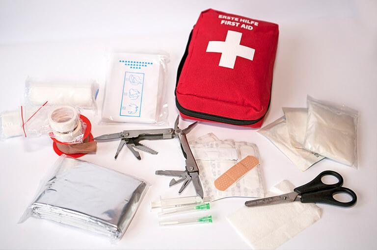 Zabezpieczenia medyczne